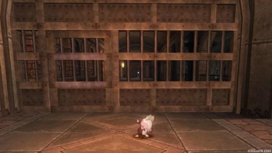 破界篇第3話「謎の地下水路」にある鉄格子