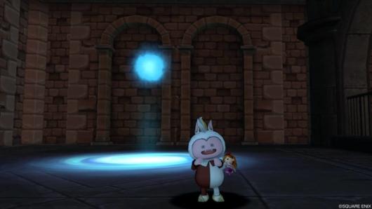 破界篇第3話「謎の地下水路」にある旅の扉