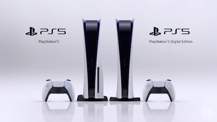 PS5のディスドライブ搭載型とデジタルエディション