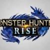 「モンスターハンターライズ」のロゴ
