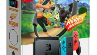 「Nintendo Switch リングフィット アドベンチャー セットの画像」