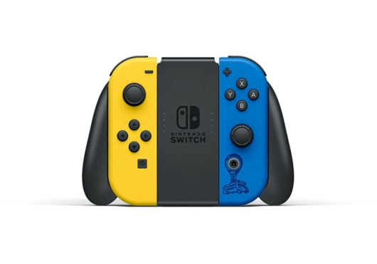 Nintendo Switch:フォートナイトSpecialセットのJoy-con