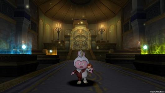 バージョン5.3の王家の迷宮の入口