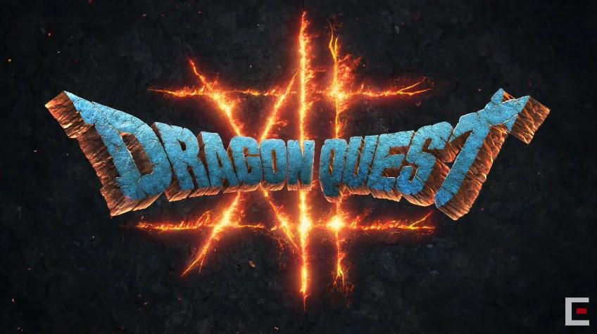 「ドラゴンクエストXII」のロゴ