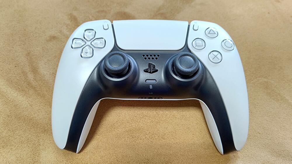 PS5のコントローラー「DualSense」