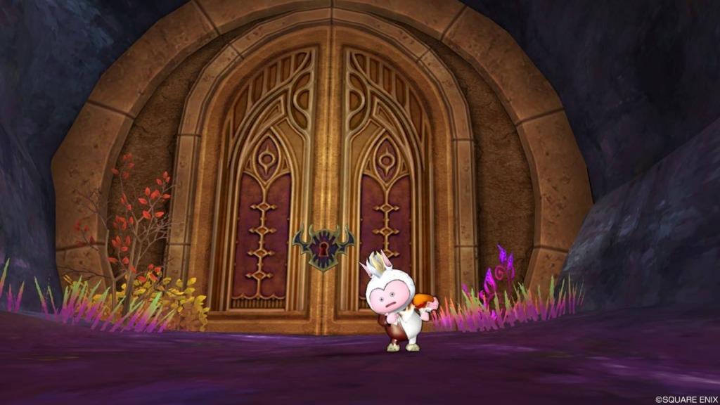 「大魔王の贈り物」で行けるようになる魔仙卿のカギの扉
