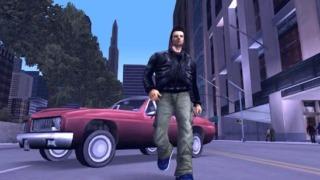 GTA3スマホ版の画像