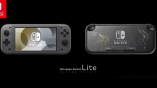 Nintendo Switch Lite ディアルガ・パルキアの画像