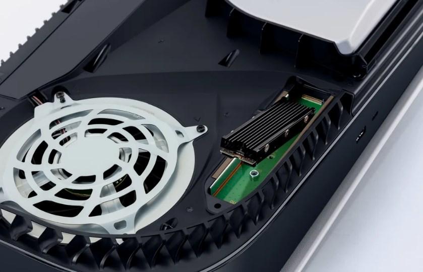 PS5に追加するSSDのイメージ