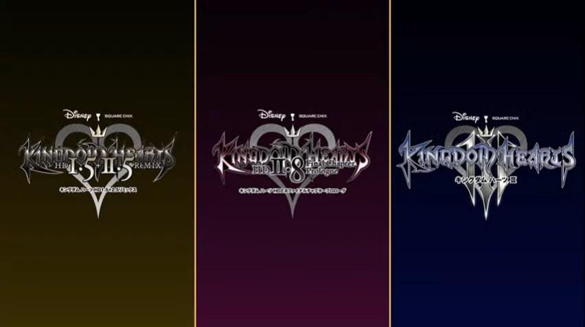 Switchで遊べるようになるキングダムハーツシリーズ