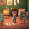 Animal Crossing Art Generator | Getty