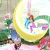 【ハウジング】「球体水そう」を使用したレイアウト「リゼロッタスフィア」完成!