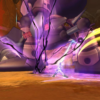 「アストルティア防衛軍」の大物「紫炎の滅機将シュバ」を撃破!野良で倒せるもんだね