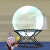 ビッグサイズの釣り報酬「中型の球体水そう」をゲット!割とでかいな~